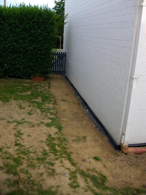 Economy plan isolation et tanch it des fondations for Prime isolation garage